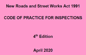 Code of Practice for Inspections 2020